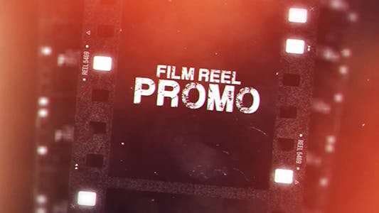 Thumbnail for Film Reel Promo