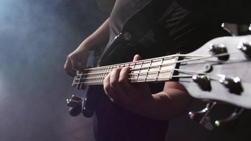 Chord on Guitar