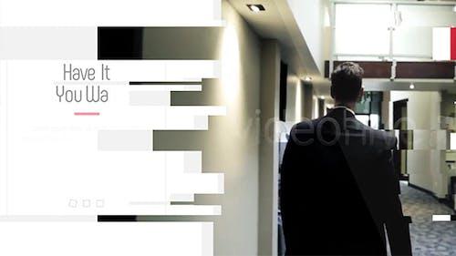 Simple Corporate - Clean Promo
