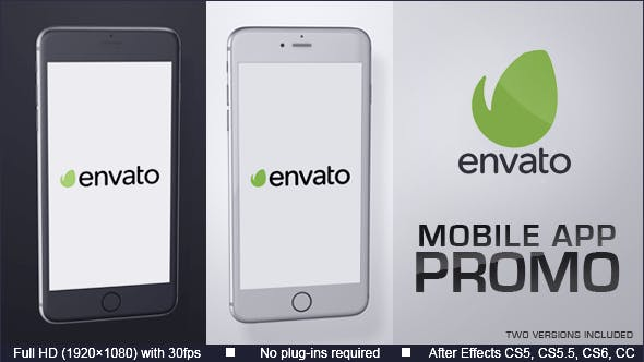 Thumbnail for Mobile App Promo