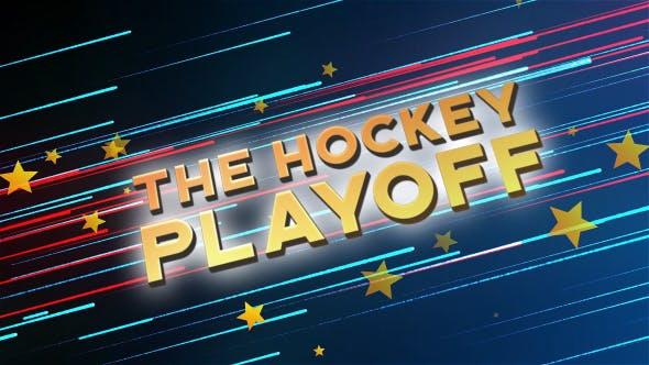 Hockey Playoff