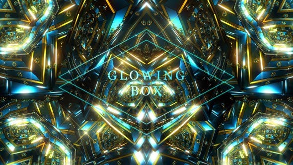 Glowing Box