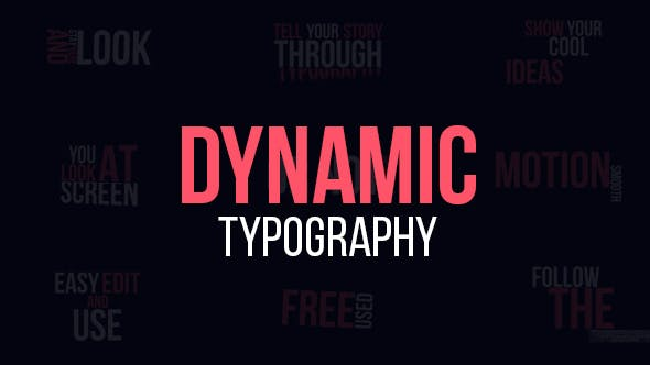 Thumbnail for Dynamic Typography
