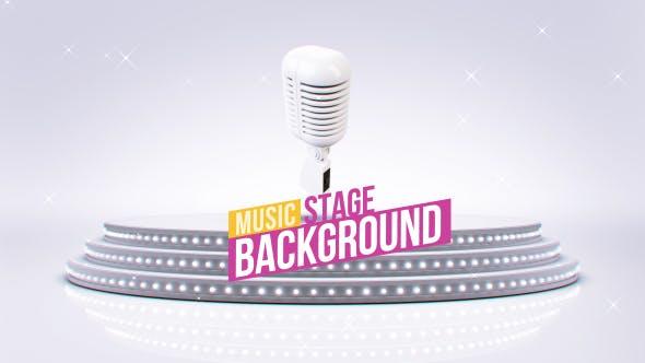 Thumbnail for Weiße Musik-Bühne