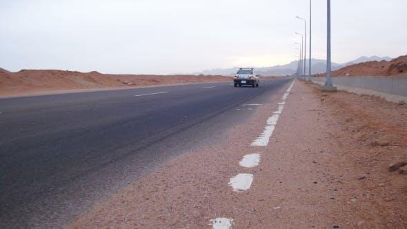 Thumbnail for Road on the Desert