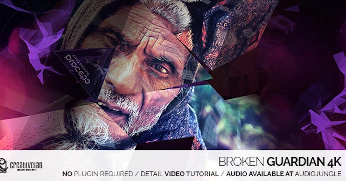 Download Broken Guardian 4K by creativelab