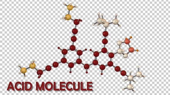 Thumbnail for Acid Molecule