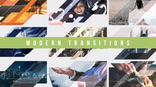 Thumbnail for Modern Transitions 10 Pack Volume 4