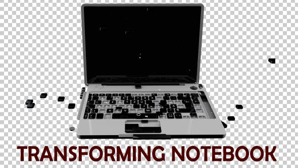 Thumbnail for Notebook-Transformation
