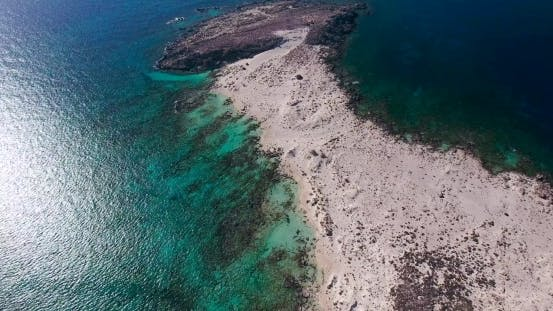 Thumbnail for Beautiful View of Blue Beach Elafonissi at Crete