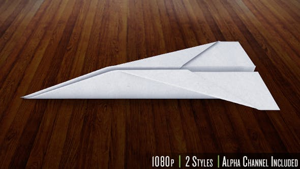 Thumbnail for Paper Airplane