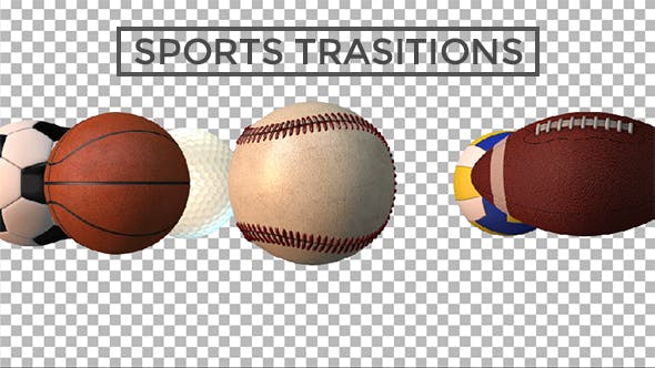 Thumbnail for Sports Transitions Pack
