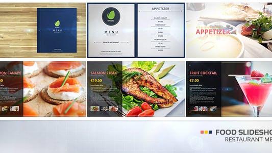 Thumbnail for Restaurant Menu