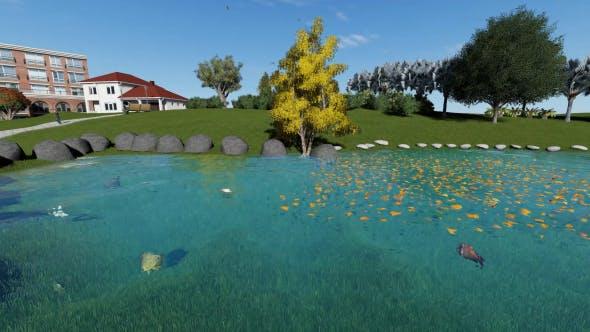 The Lake In The Neighborhood