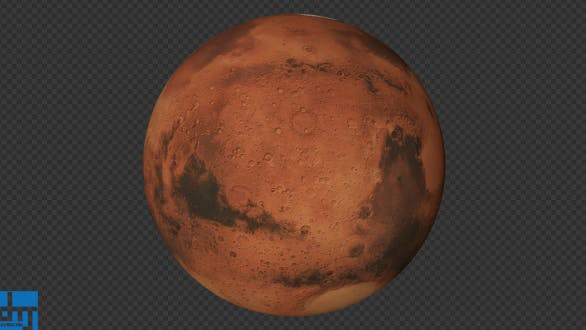 Thumbnail for The  Mars Rotates