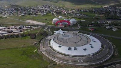 Sarikamis Martyrs' Monument
