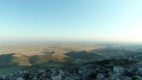 Mardin Plains Aerial View