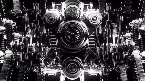 Steampunk Engine/Schleife