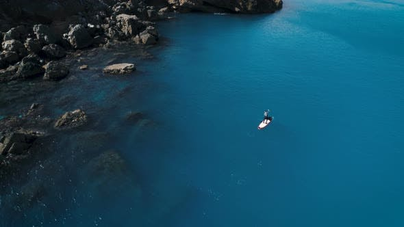 Thumbnail for Ocean Exploration With Stand Up Paddle Board