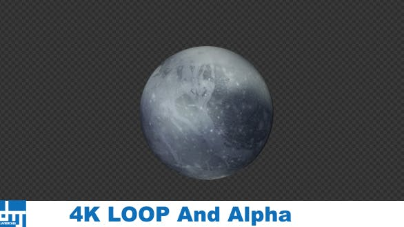 Cover Image for The Pluto Rotates