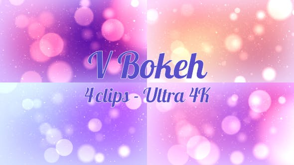 Thumbnail for Valentine Bokeh