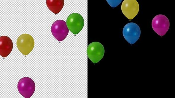 Thumbnail for Flying Balloons