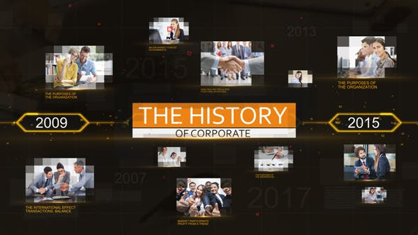 Thumbnail for History Corporate