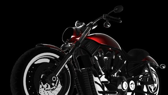 Chopper Motobike