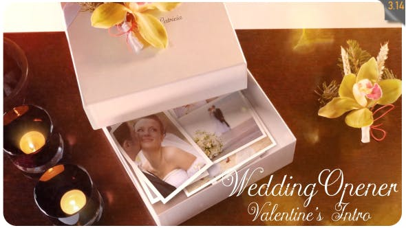 Thumbnail for Wedding Opener / Valentine's Intro