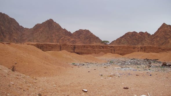 Thumbnail for The Dump Waste in the Desert of Egypt