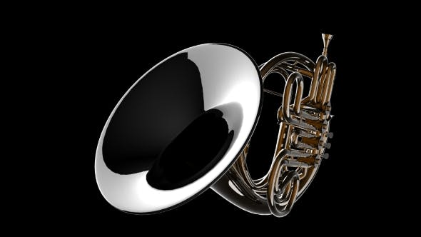 French Horn Rotate