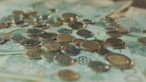 Thumbnail for Polish Zloty Banknotes. Rotating Banknotes