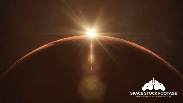 Thumbnail for Mars Sunrise