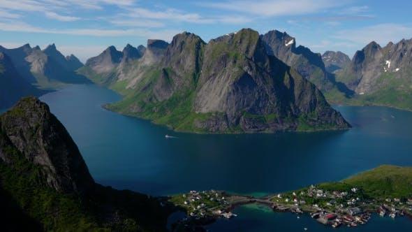 Cover Image for Lofoten Archipelago