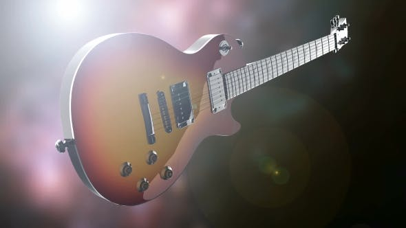 Thumbnail for Rotate Electric Guitar