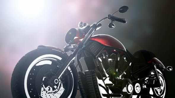 Thumbnail for Chopper Motorrad