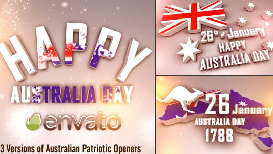 Thumbnail for Australia Patriotic Openers