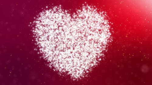 Heart Particles