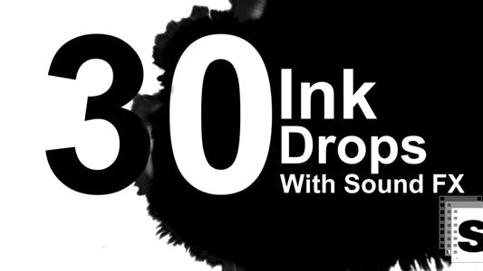 Cover Image for Ink Drops