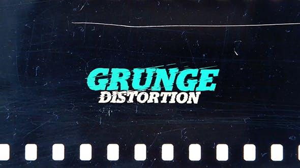 Distorsión grunge
