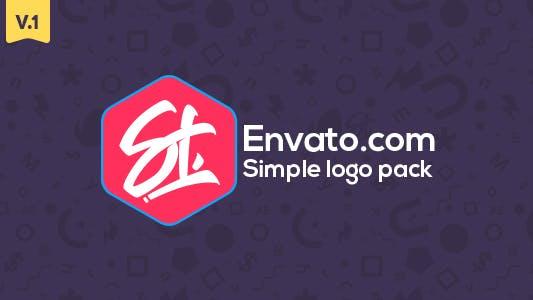 Thumbnail for Simple Logo Pack V.1