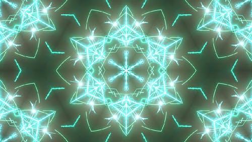 Kaleidoscope VJ Loop #3
