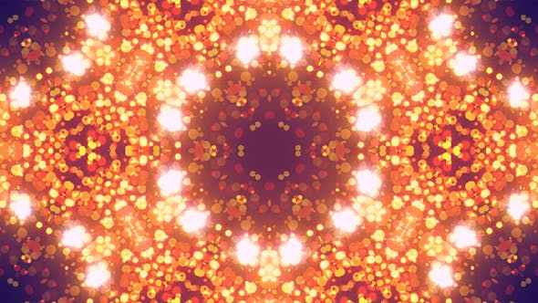 Thumbnail for Kaleidoscope VJ Loop #7