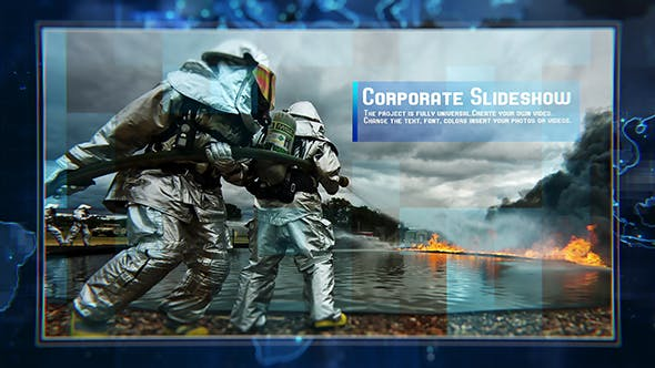 Thumbnail for Corporate Slideshow