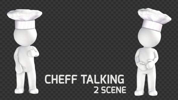 Thumbnail for Cheff Talking - 2 Scene