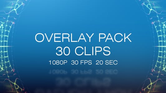 Cover Image for Waves and Grids Overlays