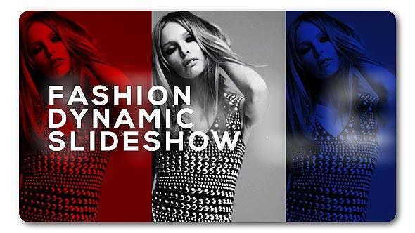 Thumbnail for Slideshow Fashion Dynamic