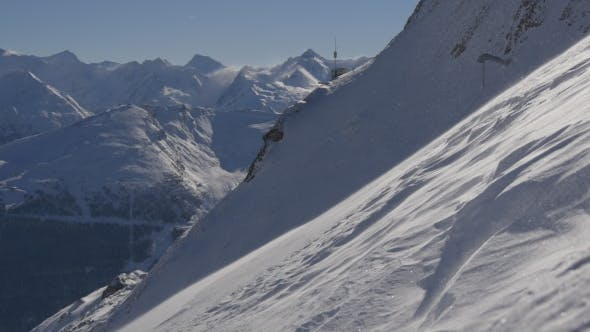 Thumbnail for Drifting Snow on the Slopes