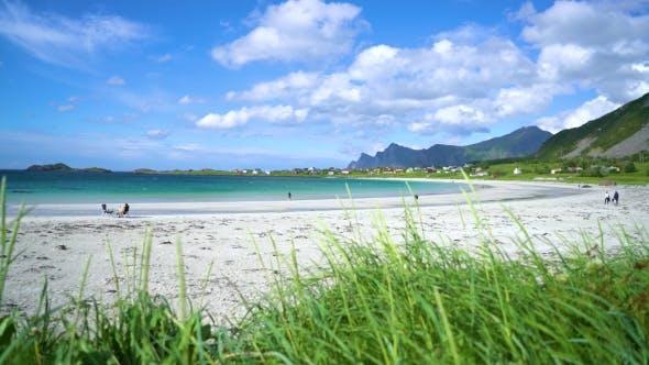 Cover Image for Beach Lofoten Archipelago Islands Beach