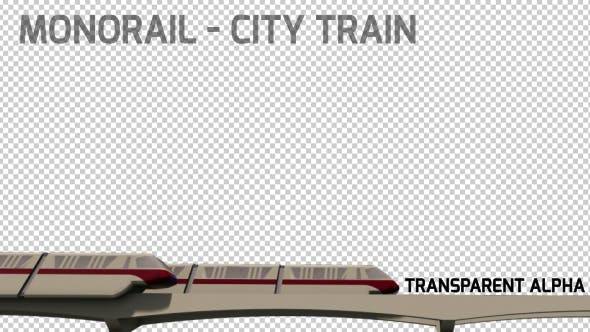 Thumbnail for City Train - Monorail